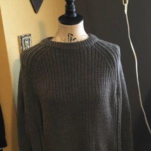 Gap poncho sweater